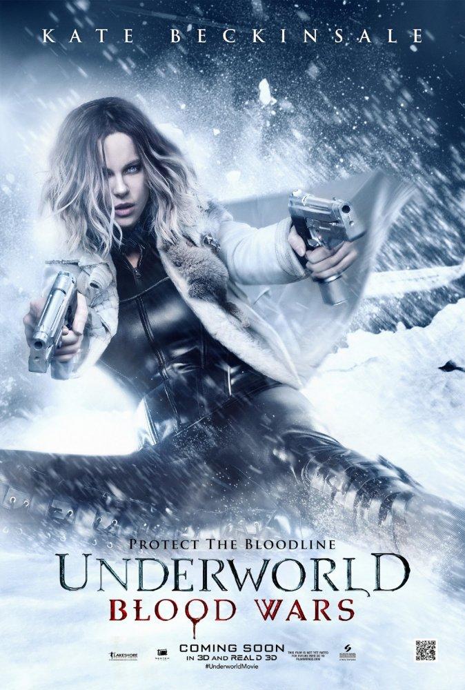 Underworld: Blood Wars (2016)