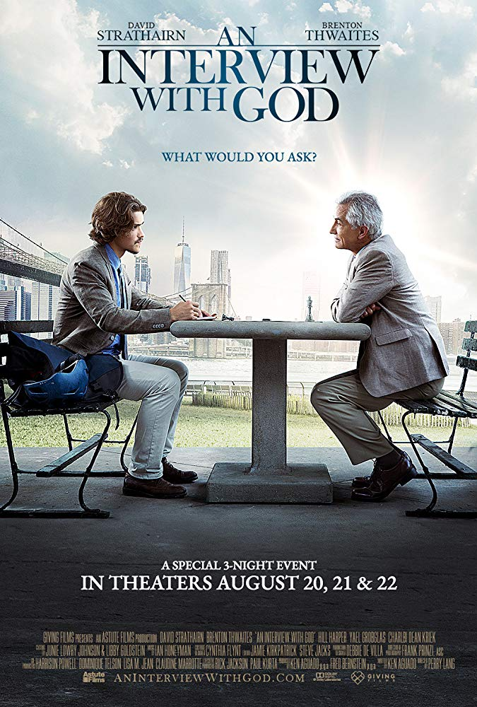 An Interview with God (2018) (2018)