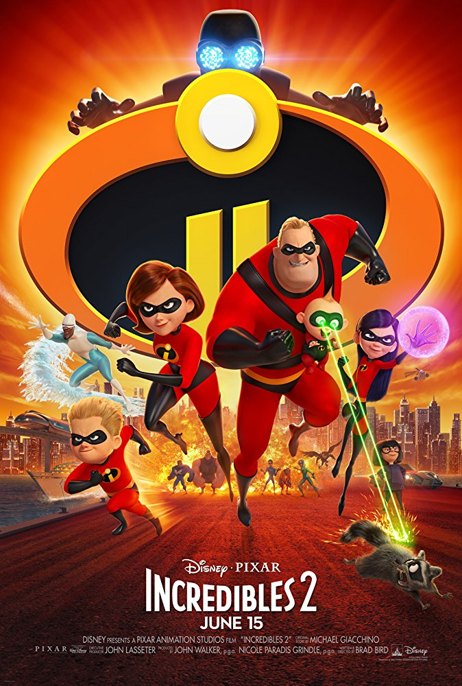 Incredibles 2 (2018) (2018)