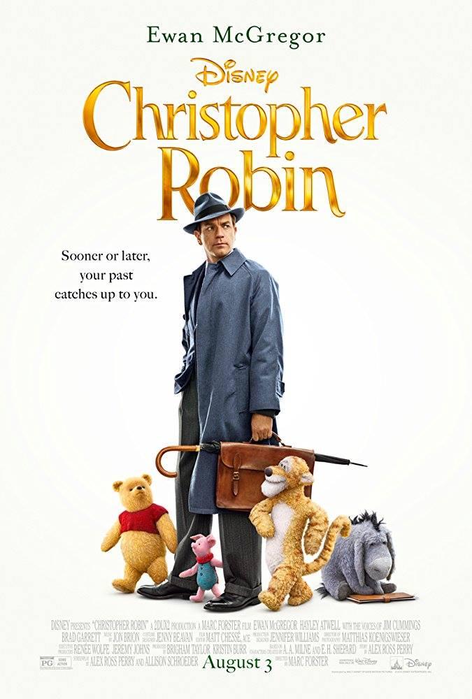 Christopher Robin (2018) (2018)