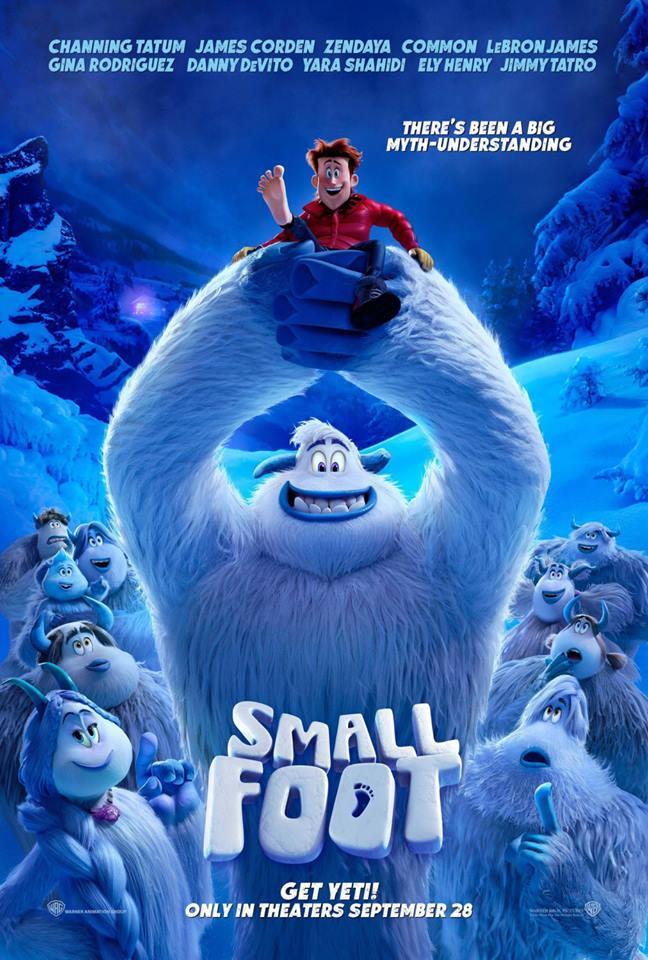 Smallfoot (2018) (2018)
