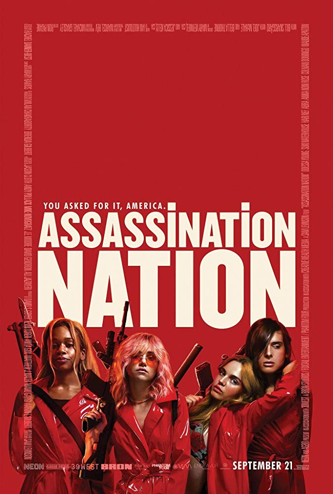 Assassination Nation (2018) (2018)