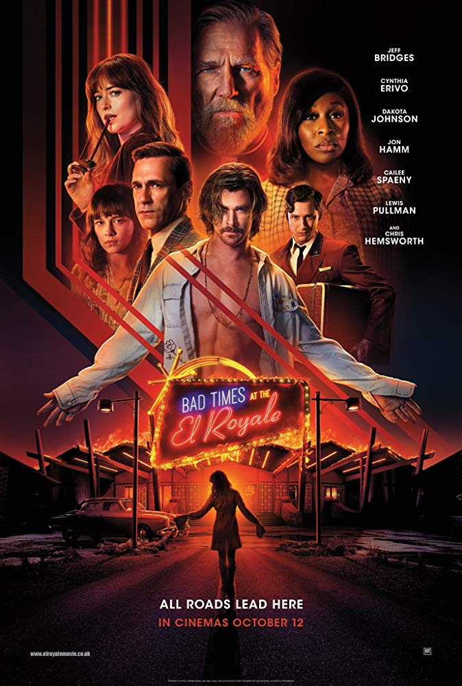Bad Times at the El Royale 2018 (2018)