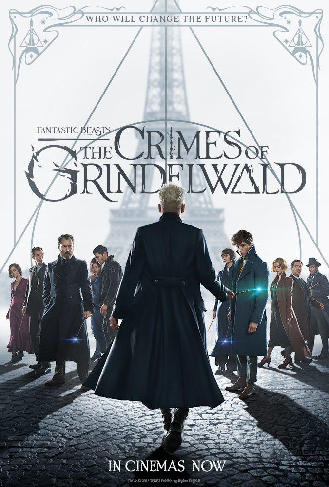 Fantastic Beasts The Crimes of Grindelwald (2018) (2018)