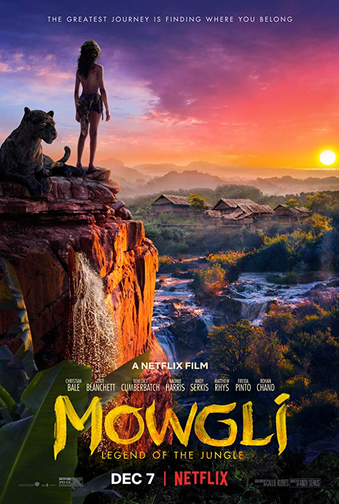Legend of the Jungle (2018) (2019)