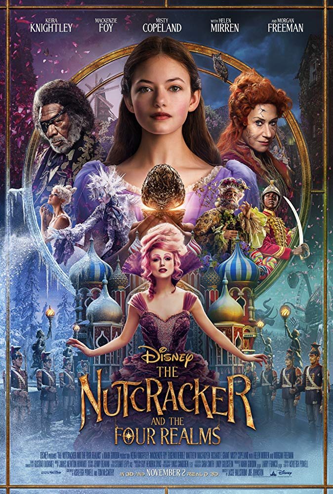 The Nutcracker and the Four Realms (2018) (2019)