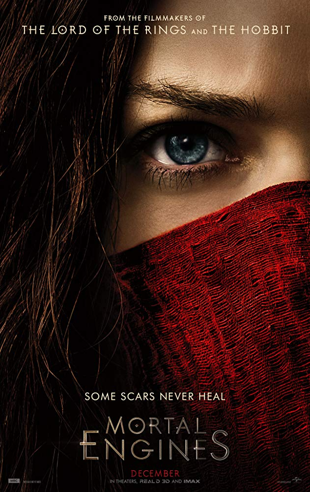 Mortal Engines (2018) (2019)