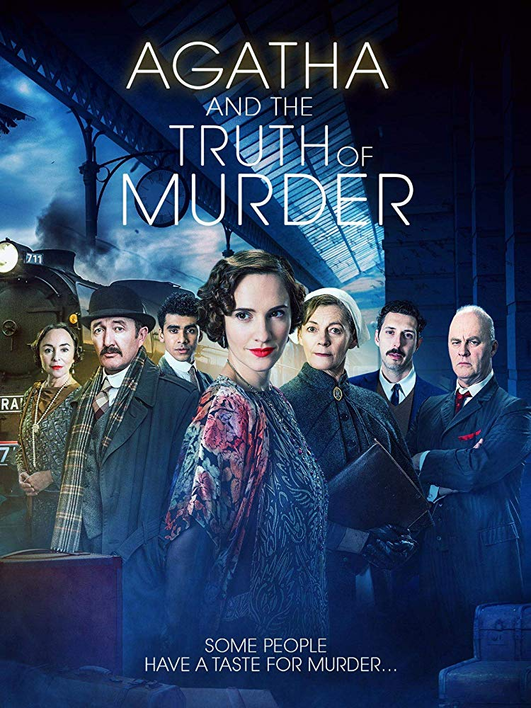 Agatha and the Truth of Murder (2018) (2019)