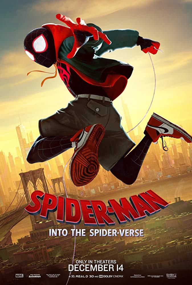 Spider-Man: Into the Spider-Verse (2018) (2019)