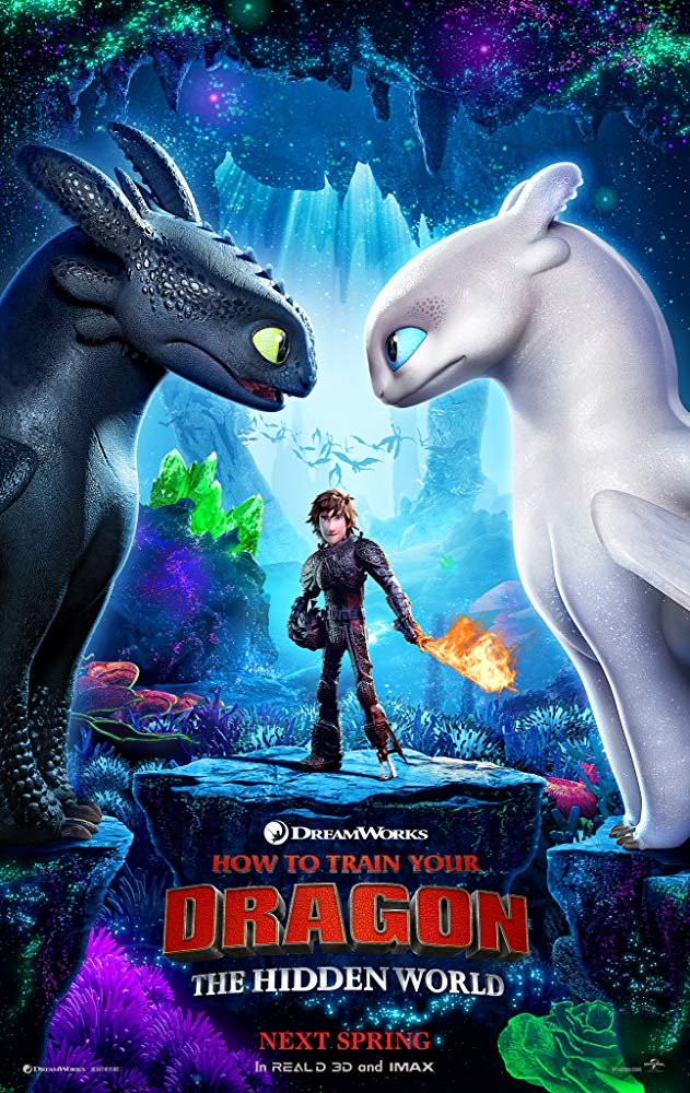 How to Train Your Dragon The Hidden World (2019) (2019)