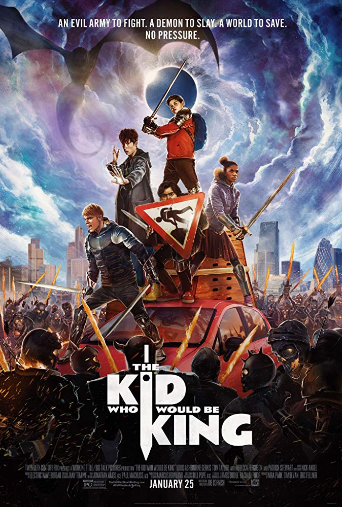 The Kid Who Would Be King (2019) (2019)