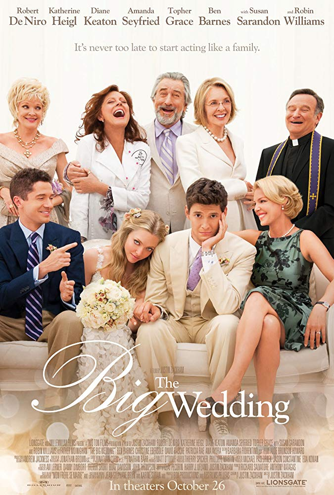 The Big Wedding (2013) (2019)