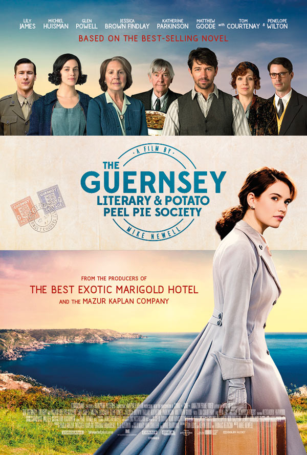 The Guernsey Literary and Potato Peel Pie Society (2018) (2019)