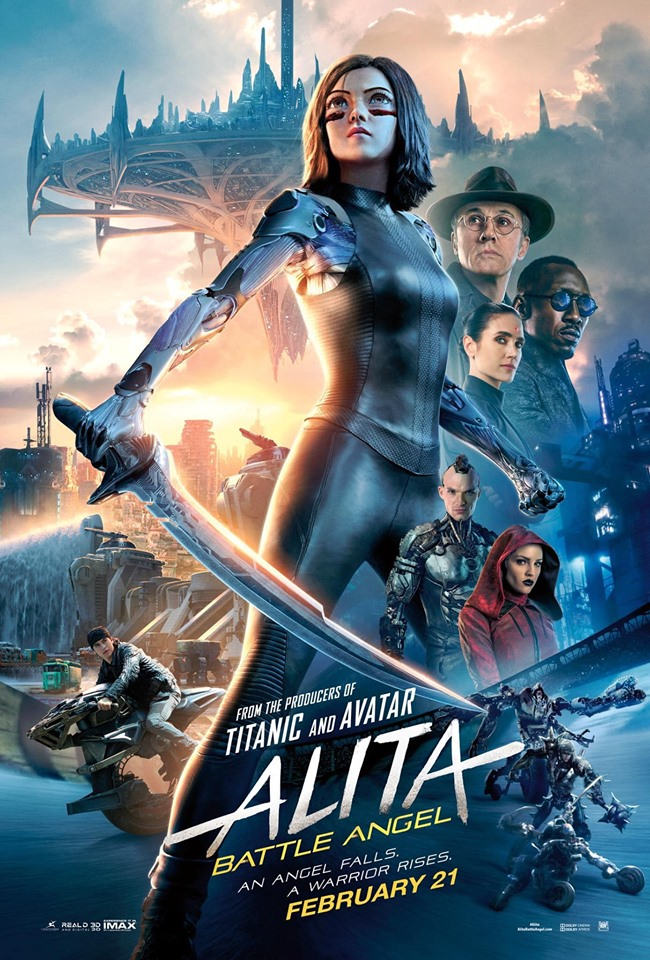 Alita: Battle Angel (2019) (2019)