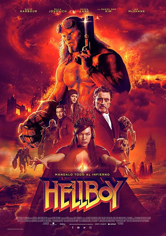 Hellboy 2019 (2019)