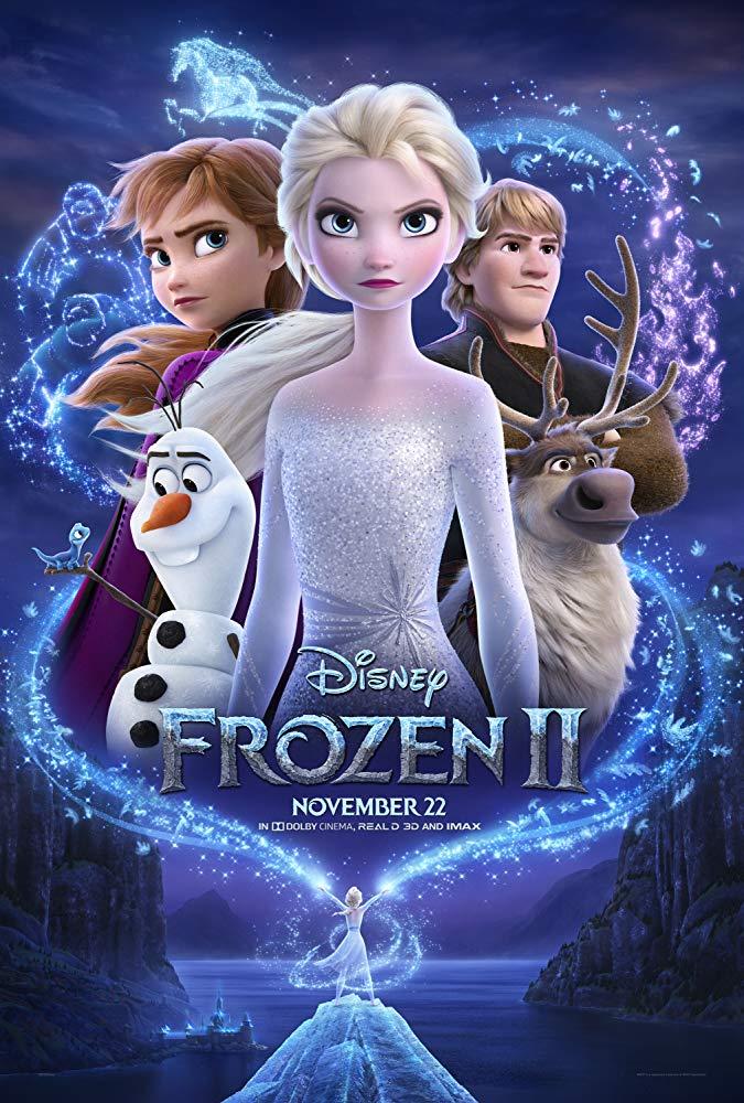 Frozen II (2019) (2020)