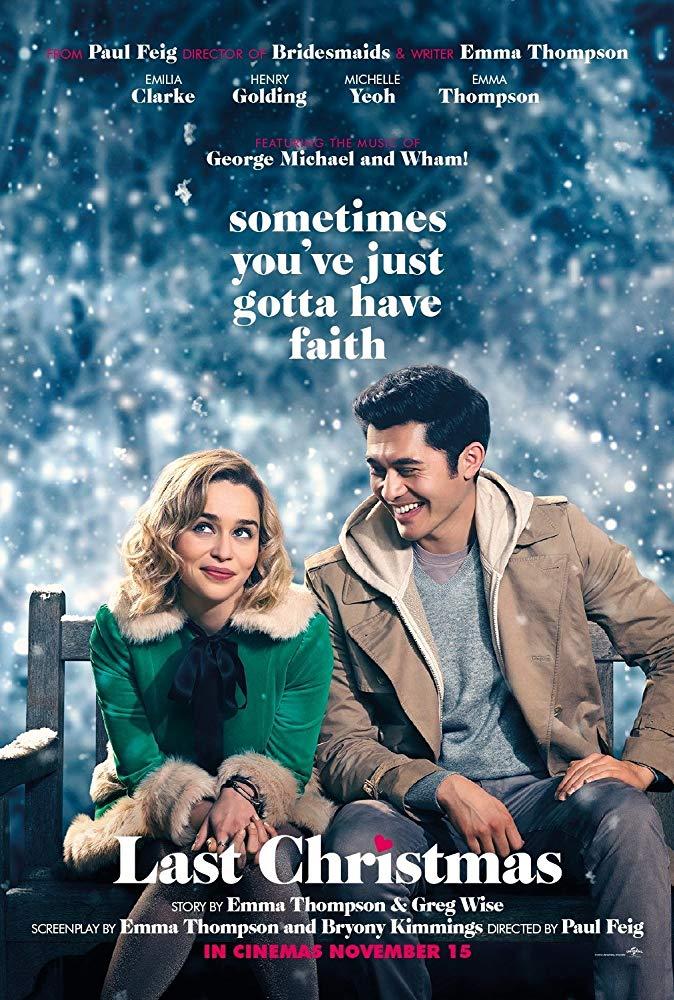Last Christmas (2019) (2020)