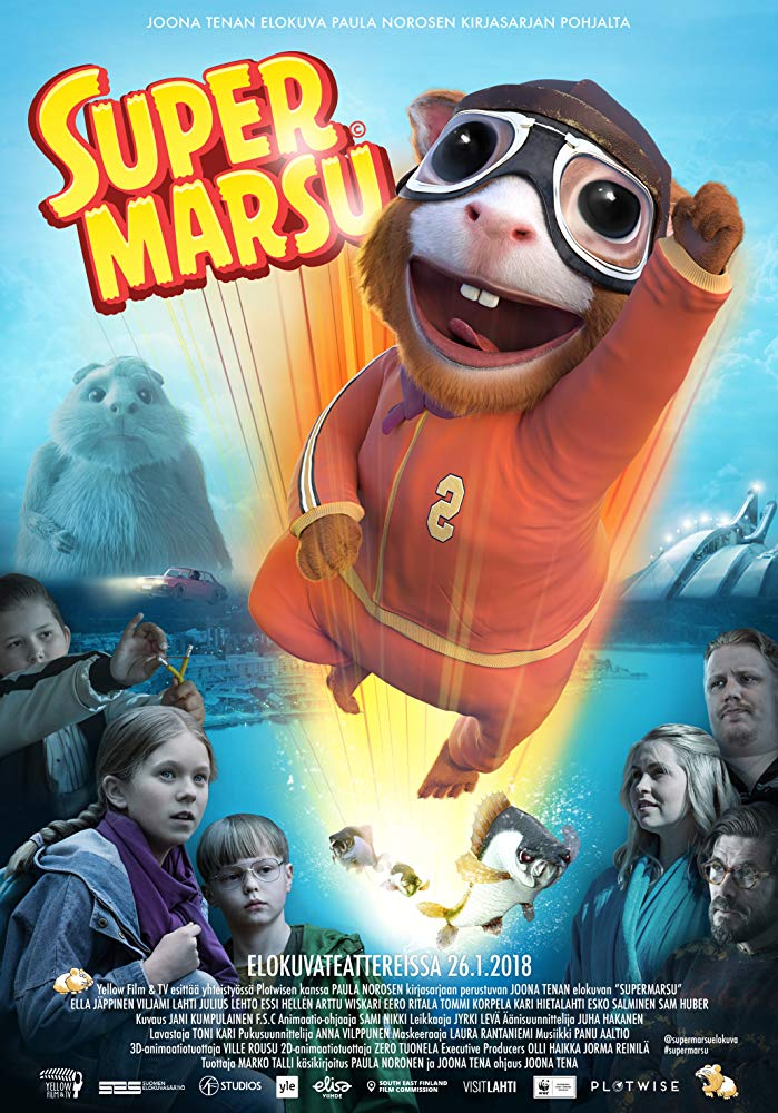Super Furball (2018) (2020)