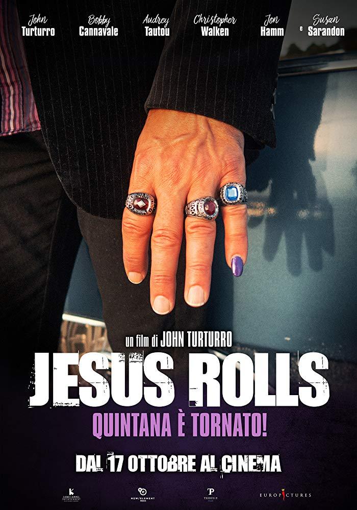 The Jesus Rolls (2019) (2020)