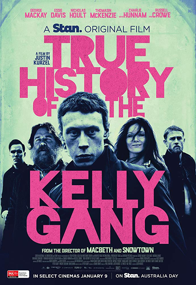 True History of the Kelly Gang (2019) (2020)