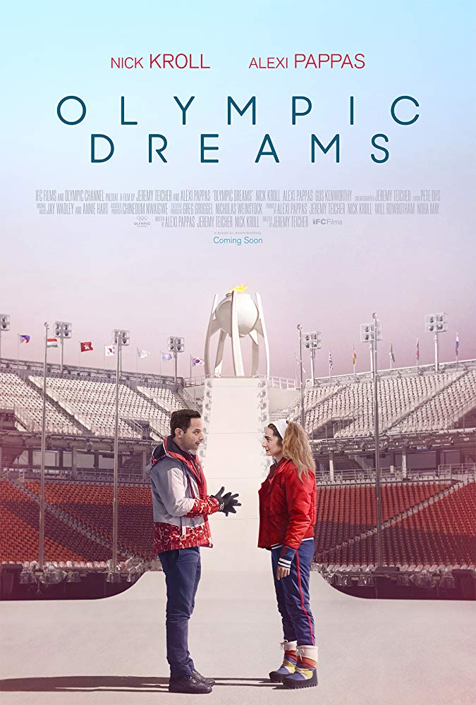 Olympic Dreams (2019) (2020)