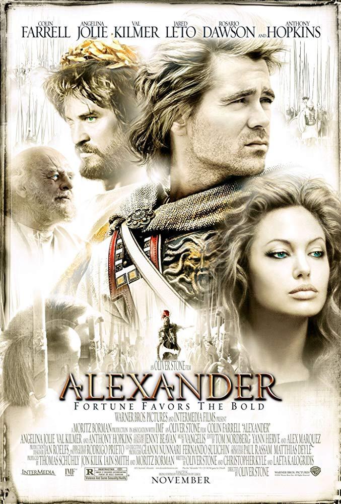Alexander (2004) (2020)