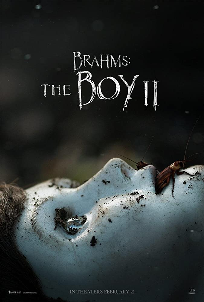 Brahms The Boy II 2020 (2020)