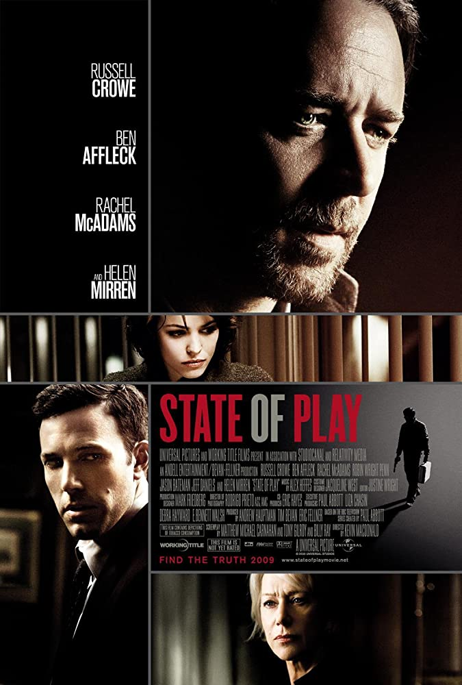 State of Play 2009 (2020)